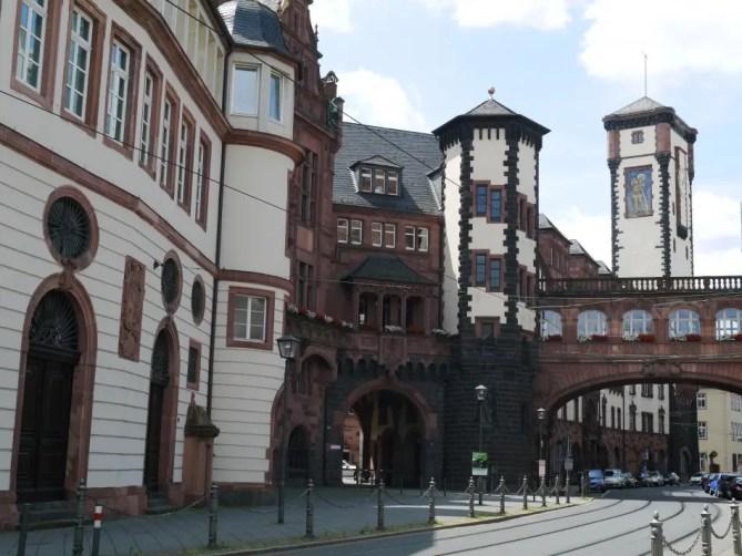 Stadspoort Frankfurt