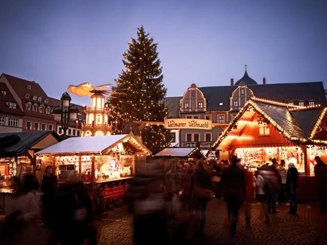 Weimarer Weihnacht (c) weimar GmbH; Jens Hauspurg