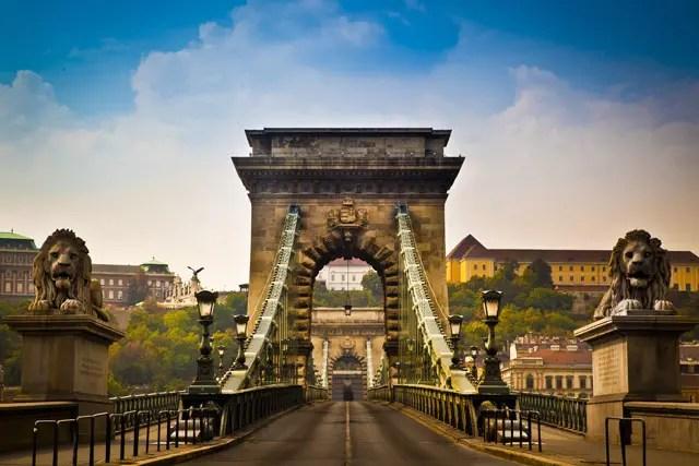 Kettingbrug Boedapest