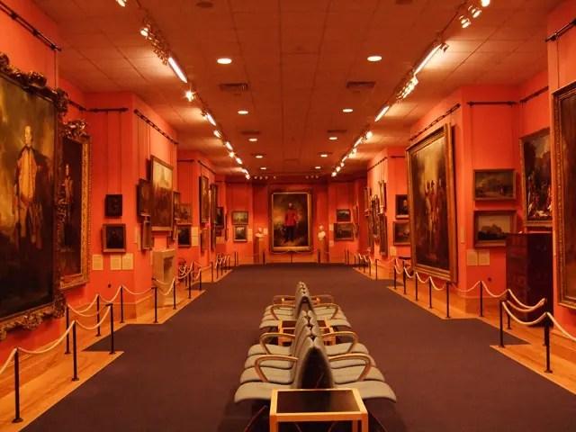 National Army Museum Art Room - Flickr - Brighton