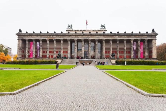 Berlijn Altes Museum