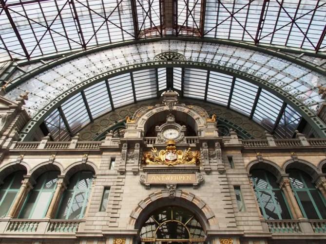 Antwerpen station 780