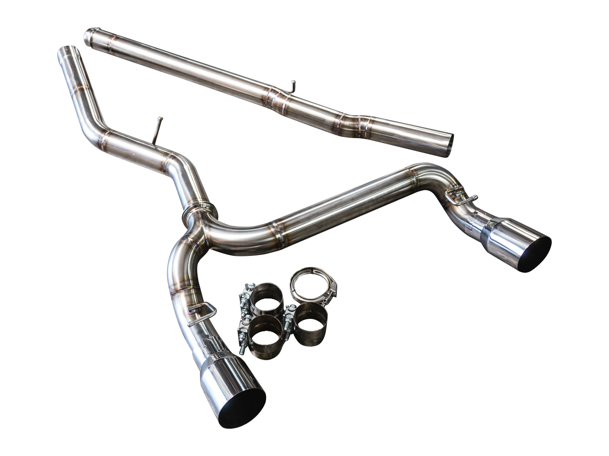 Agency Power Focus Signature Catback Exhaust System Rs
