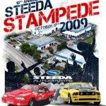 REMINDER: 10th Annual Steeda Stampede – October 17th, 2009