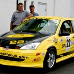 Racing Together Again, Steeda Focus Goes Racing at Sebring