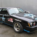 Ed Hosni SCCA Central Division American Sedan Champion in Steeda Equipped Mustang