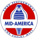 Mid America Ford Performance and Shelby Meet Turns 30!