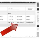 Using Steeda.com – Wishlist Feature