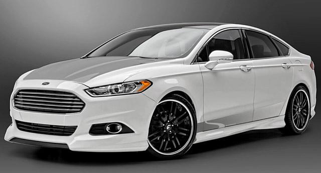Steeda 2013 Ford Fusion