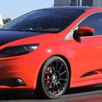Steeda Focus Product Development – The Racing Advantage