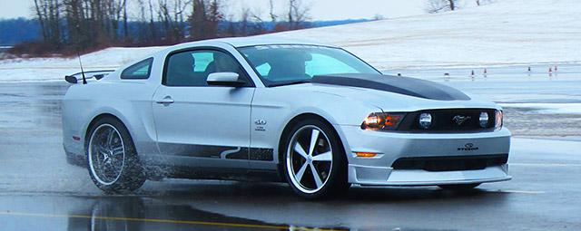 Steeda Mustang