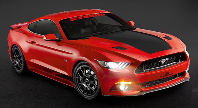 2015 Mustang Parts