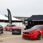 Steeda Celebrates Mustang 50th at Charlotte