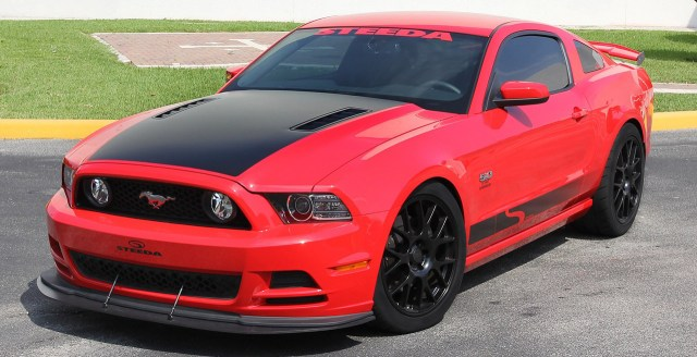 Steeda's Q650 Vortech Supercharged Mustang 5.0L GT