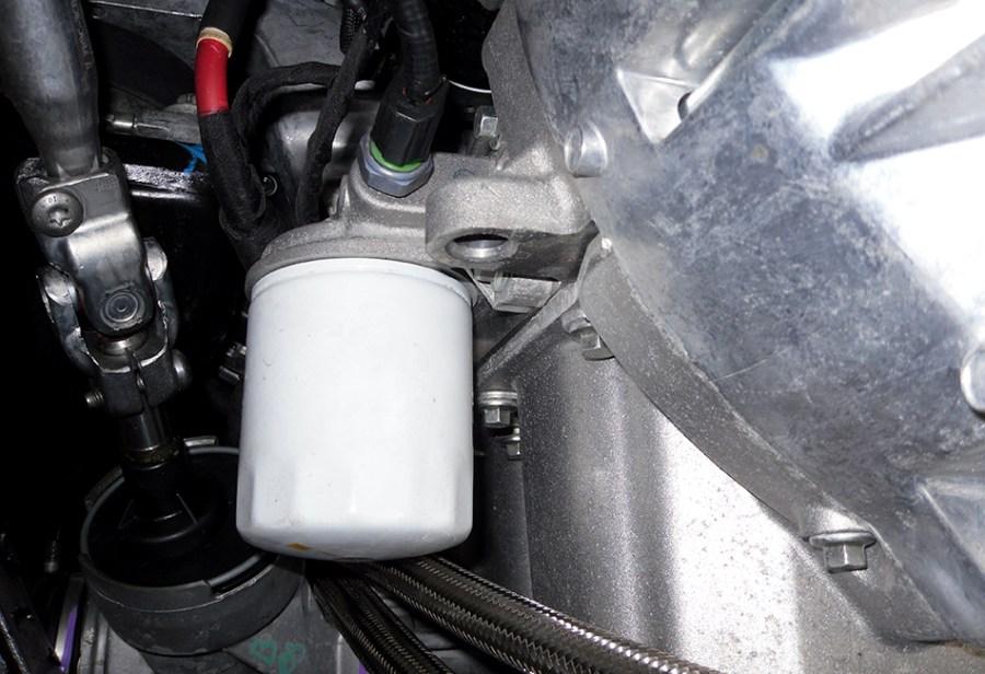 EcoBoost Oil Filter