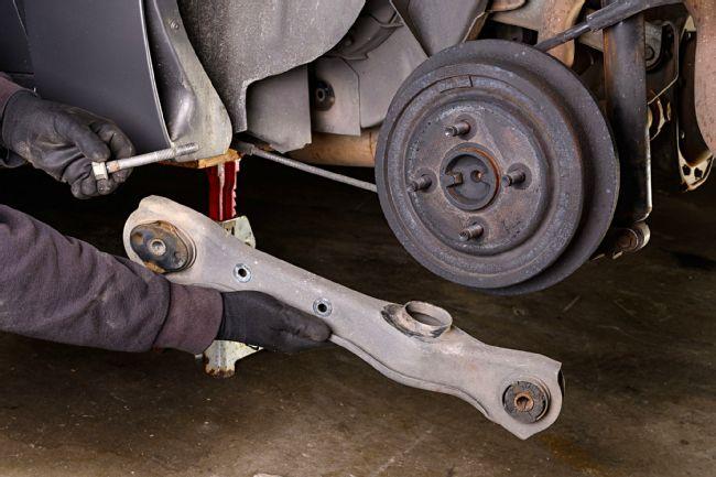 Steeda Aluminum Rear Control Arms Upgrade For Fox Body