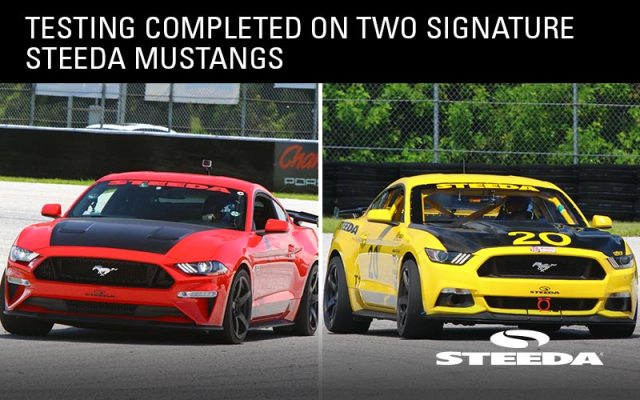 Steeda Mustang Performance Test