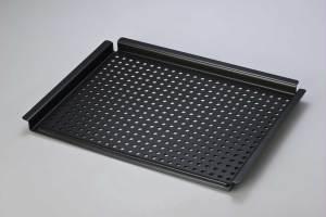 Black Steel BBQ Grill Grid 2
