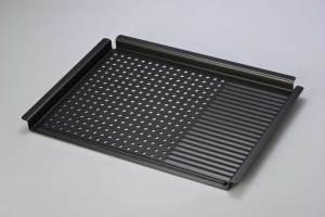 Black Steel BBQ Grill Grid