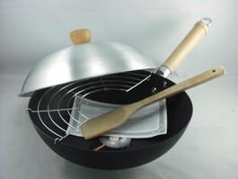 Stir Wok Set 2