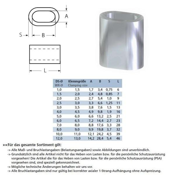 Pressklemme aus Aluminium Aluklemme Aluminiumklemme