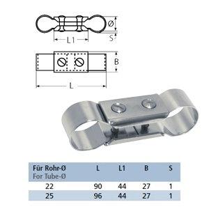 Haltegriffverbinder