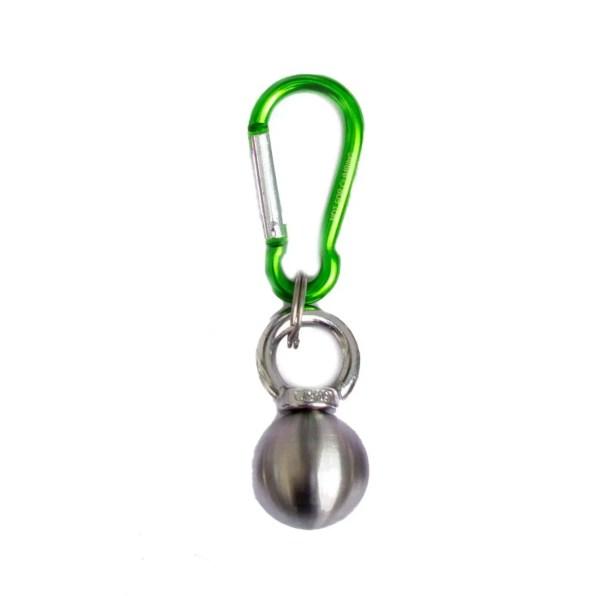 Steelando Schlüsselanhänger grün