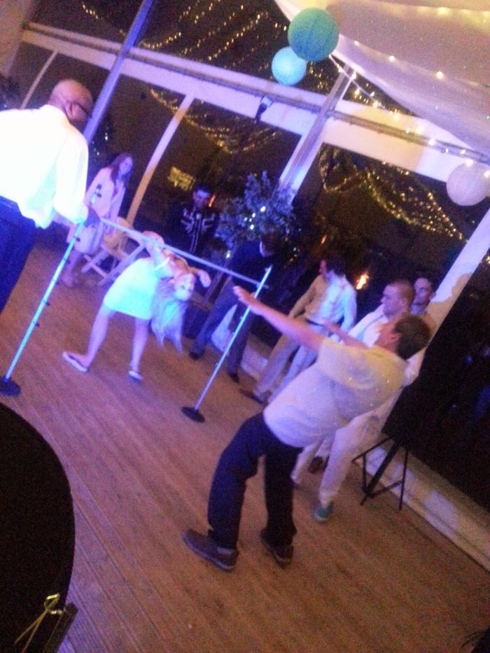 Caribbean Dj Limbo Dance Steel band limbo by design q1