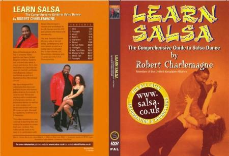 salsa dvd for sale robert charlemagne
