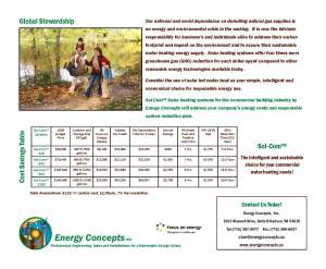 Energy Concepts brochure