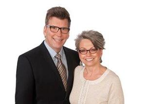 Betty Most and Randy Baugher