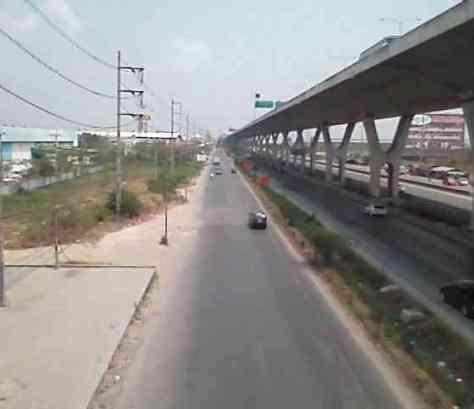 Bangna Bangpakong Road