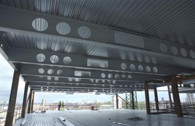 Long-span beams - Steelconstruction.info