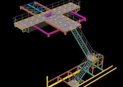 Pre Leach Tank – Industrial Development