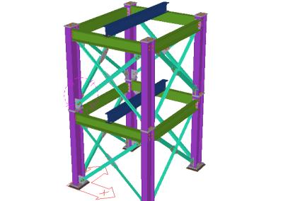 Penstock Tower – Industrial Development