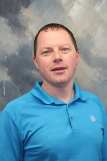 Corey Mosher - Parts Manager