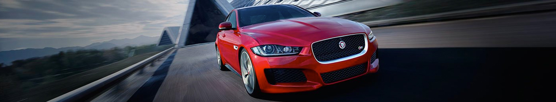 The All New 2017 Jaguar XE Banner