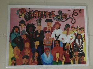 Ladies 1st KLT Art by Kendro