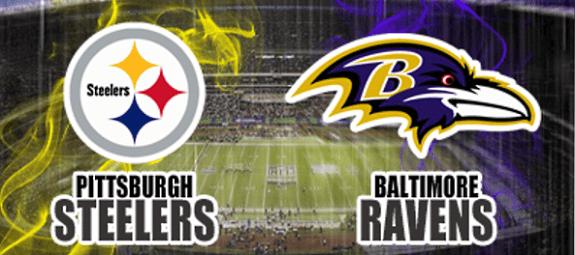 Image result for Steelers vs. Ravens