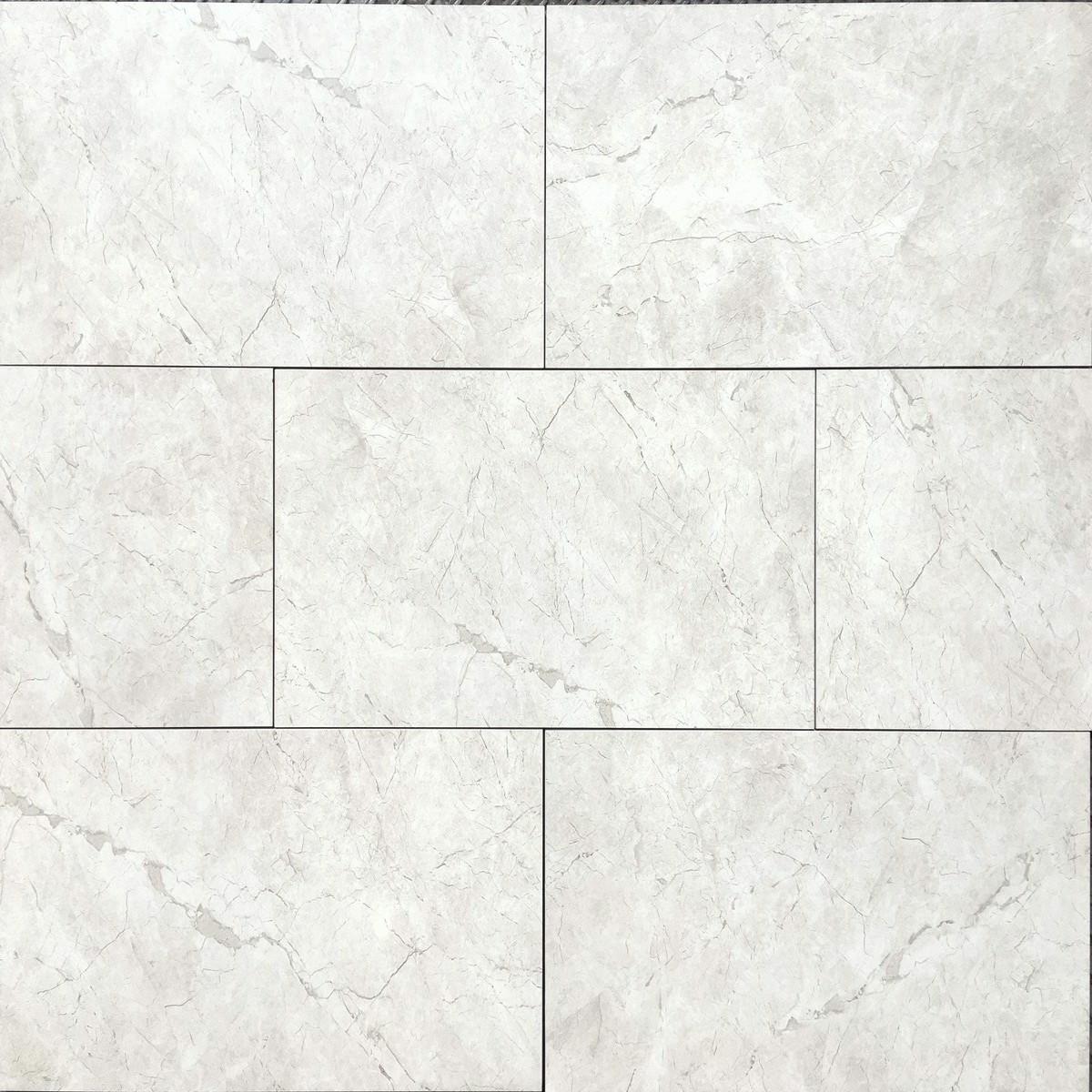 12x24 gray white island sand polished floor wall porcelain tile