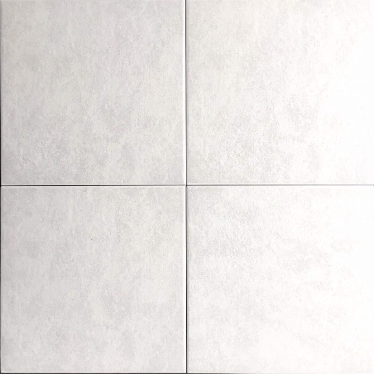 13x13 white seashell matte ceramic floor wall porcelain tile