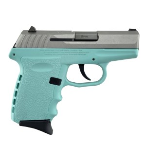 SCCY CPX-2 9MM Pistol CPX-2TTSB - Blue