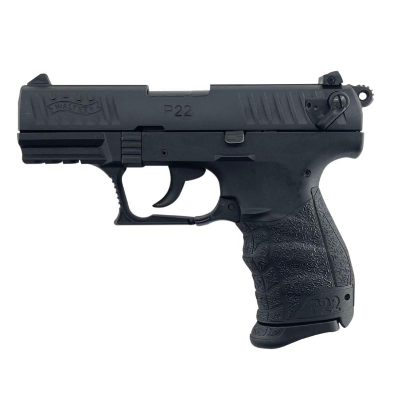 Walther P22 Q Black .22LR