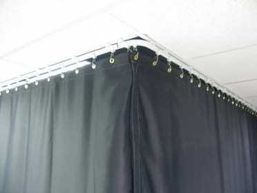 Light Blocking Curtains - Industrial