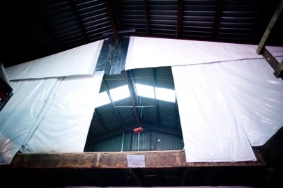 Industrial Insulated Warehouse Curtains