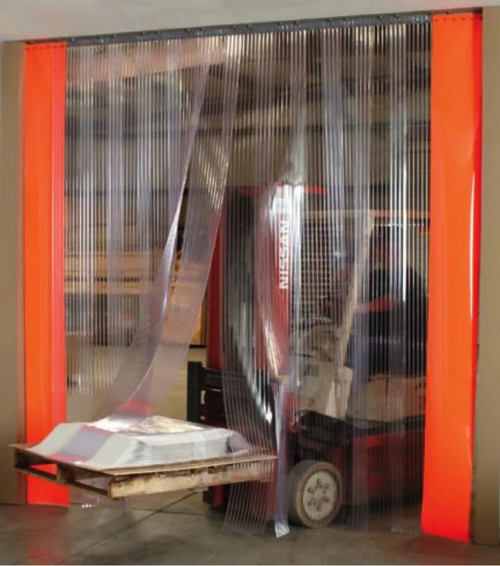 Pvc Strip Door Curtain Perth