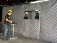 Industrial Soundproof Curtains Absorb & Block Harmful Noise from Machinery