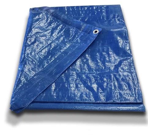 Blue Poly Tarps