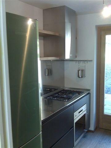 Di una cucina stretta su due lati è perfetta per stanze lunghe e non molto strette. C21 Cucina Su Due Lati Cucine In Acciaio Cucine Di Design Cucine Moderne Steellart Piacenza