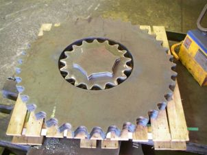 Steel Profile Cutting